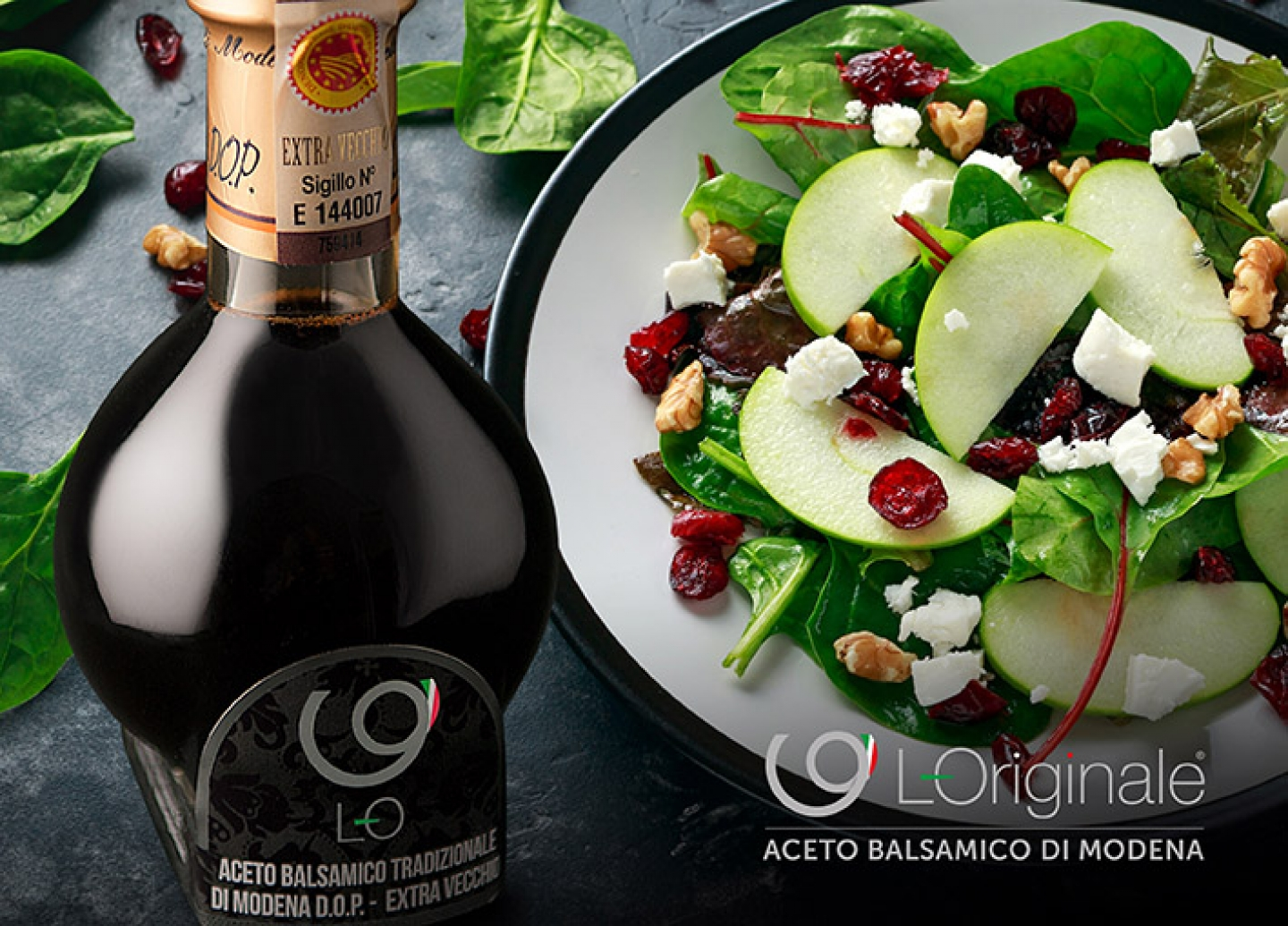 L-Originale | Original Balsamic Vinegar of Modena